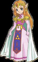 Princess Zelda (Oracle of Ages and Oracle of Seasons)