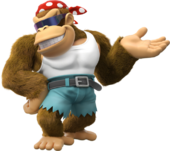 675px-Funky Kong Artwor33333333333333333333333333333333333333333333333333333333333333333333333333k - Donkey Kong Country Tropical Freeze