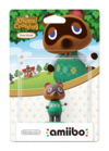 Amiibo - Animal Crossing - Tom Nook - Box