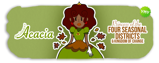 Daisy Adventures - Infobox Acacia