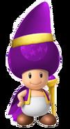 Magic Purple Toad