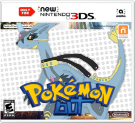 Pokemon Out Box Art - NEW
