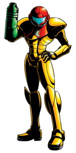 Samus Power Suit