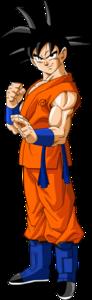Son goku dragon ball super png by vabezz-d9zhyha