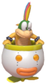 0.1.Lemmy Koopa in his Clown Car