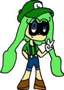 Inkling Luigi