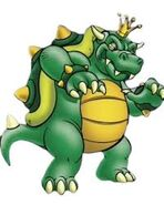 King Koopa (Mario Cartoons)