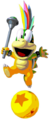 Lemmy Koopa (classic)- New Super Mario Bros. Wii