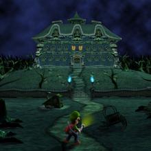 Luigi's Mansion SMBH