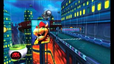 Mario Kart 7 Neo Bowser City(Remix)~My Game Music Remix 15