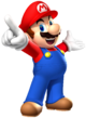 Mario SM3DW
