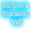 McBoo's Mansion Wii Logo