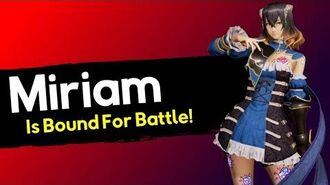 Miriam FOR SMASH! (Character Moveset Concept 15)
