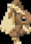 Mystery Mushroom Lopunny
