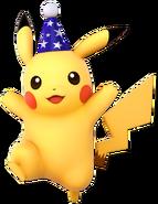 Pikachu MagicHatAlt Ultimate