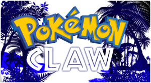 Pokemon claw logo