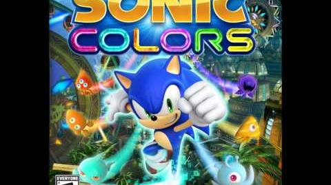 Sonic Colors - Reach for the Stars (Full Version)