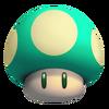 Super Jump Mushroom SMW3D