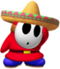 12.Sombrero Shy Guy