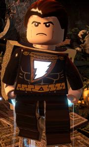 Black Adam (Lego Batman 4)