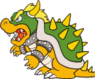 Bowser's SMB Artwork