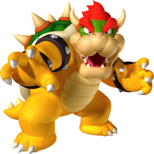 Bowser - New Super Mario Bros 2