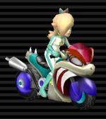 Bowser Bike