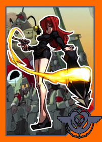 KingdomFightersTC Parasoul
