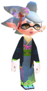 Marie without Umbrella