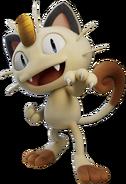 Meowth - Pokemon Mewtwo Strikes Back Evolution