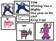 MightyWikiversary
