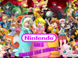 Nintendo Gals: Smash Tag Rumble