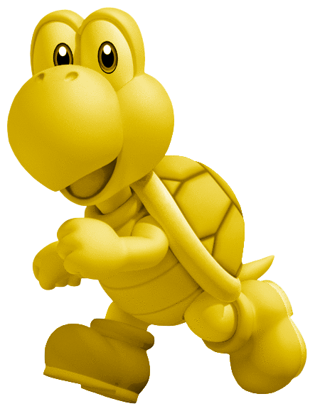 File:Yellow Koopa.png
