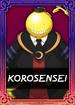 ACL Tome 57 character portal box - Korosensei