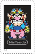 AR 3DS kaart Wario