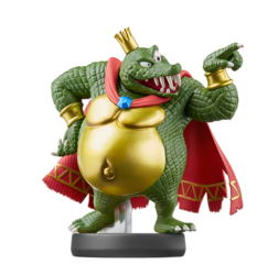 Amiibo KingKRool