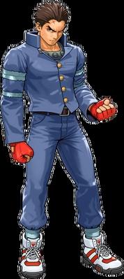 Batsu Ichimonji - Tatsunoko vs Capcom