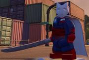 Citizen V (Lego Batman 4)