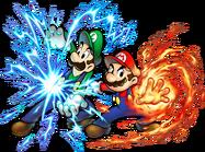 M&LSS+BM Mario & Luigi