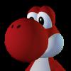 Red Yoshi MKO