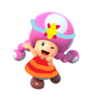 Toadette campside
