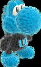 Yoshi's Woolly World design - Wii U Yoshi