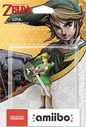 Amiibo - Zelda - Link Twilight Princess - Box
