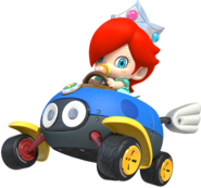 Baby Rosalina Red Hair