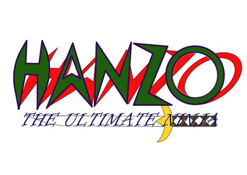 Hanzo The Ultimate Ninja LOGO