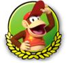 MK3DS Diddy icon