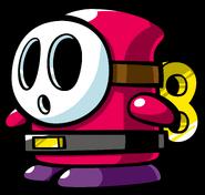 MvDK1 Mini Shy Guy