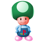 PlayStation Toad