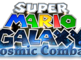 Super Mario Galaxy: Cosmic Combat