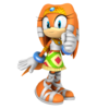 Tikal the echidna render adventure 1 3 by nibroc rock-d9i0c8w